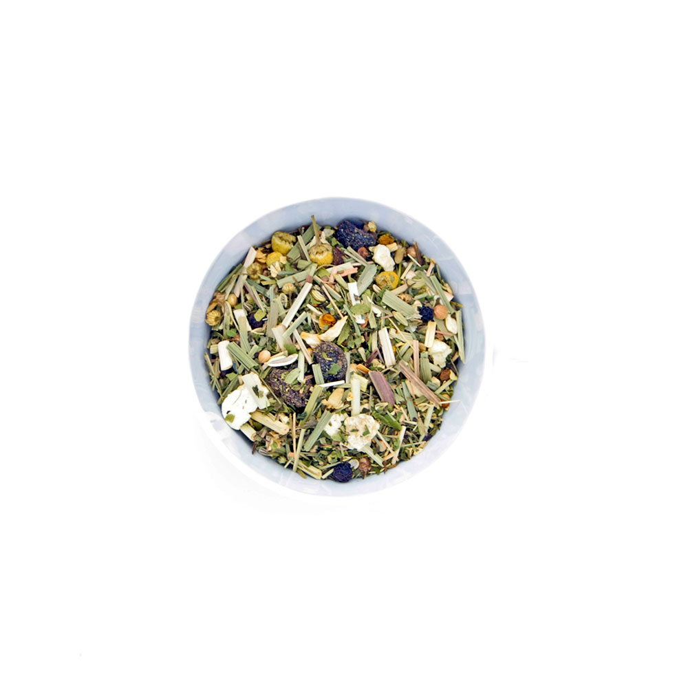 Meißner Kräutertraum - aromatisierter Kräutertee