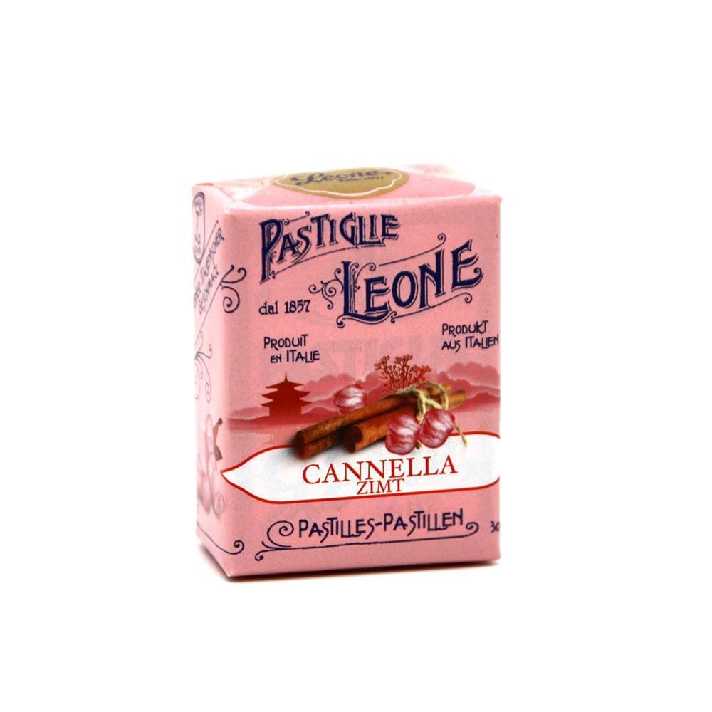 Pastiglie Leone - aromatische Pastillen Zimt, 30g
