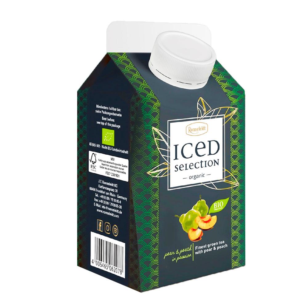 Eistee Ronnefeldt Iced Selection Pear & Peach