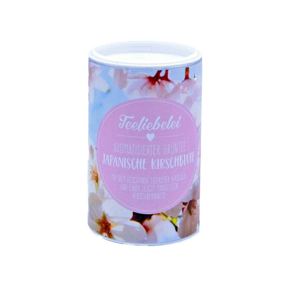 Japanische Kirschblüte, aromatisierter Grüntee