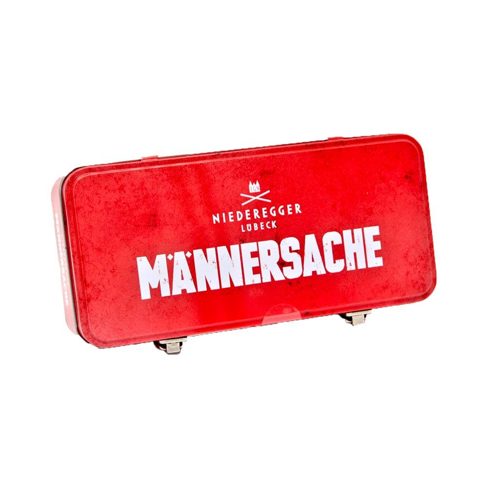 """Niederegger Toolbox """"Männersache"""" 335 g"""