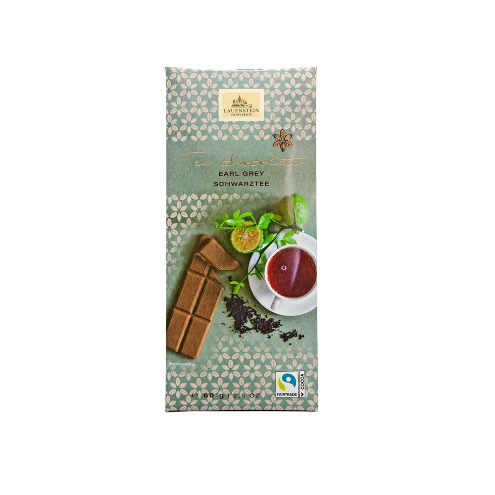 Lauenstein - Teeschokolade Earl Grey Schwarztee