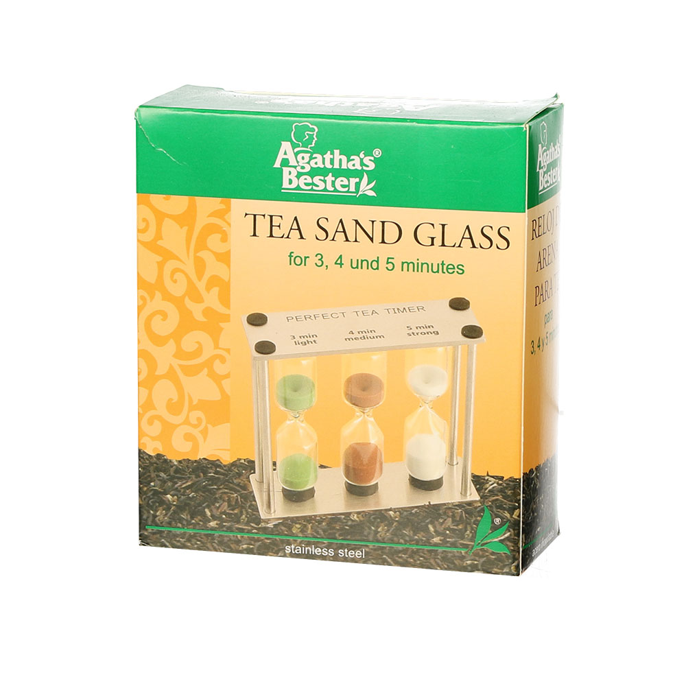 originelle Sanduhr - Perfect Tea Timer