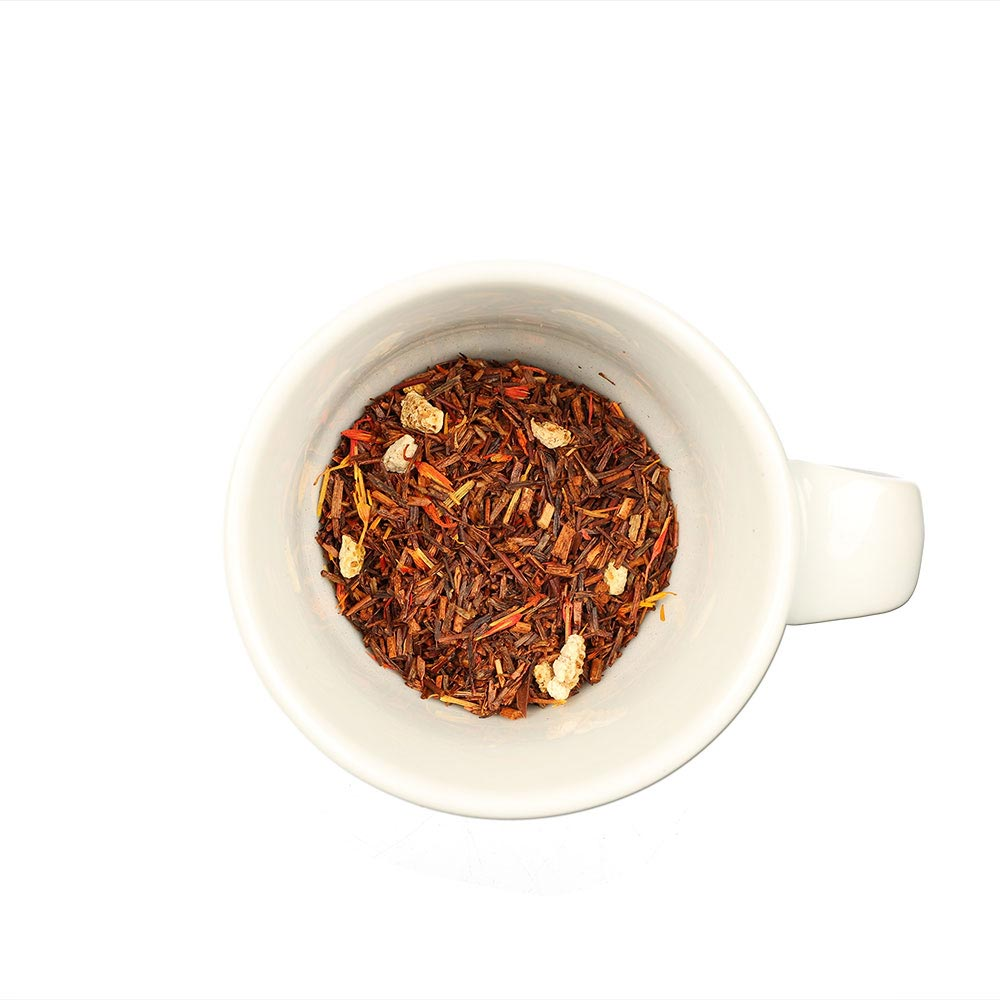 Rooibos Cape Orange  - aromatisierter Kräutertee