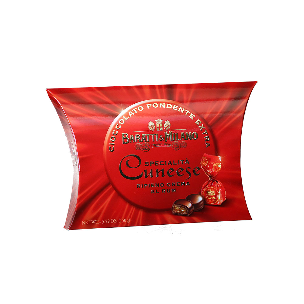 Baratti & Milano - Cuneesi Rum-Schokoladen, 150g