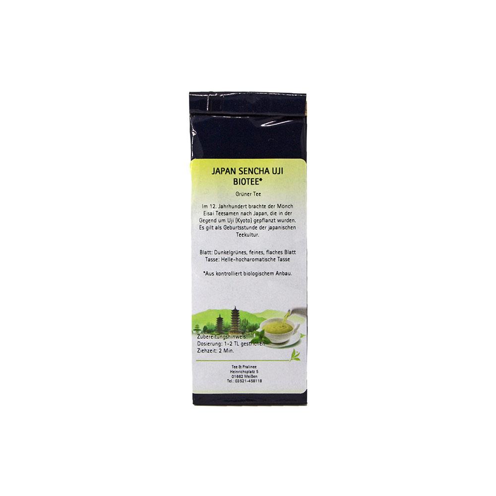 Grüner Tee aus Japan - Sencha Uji