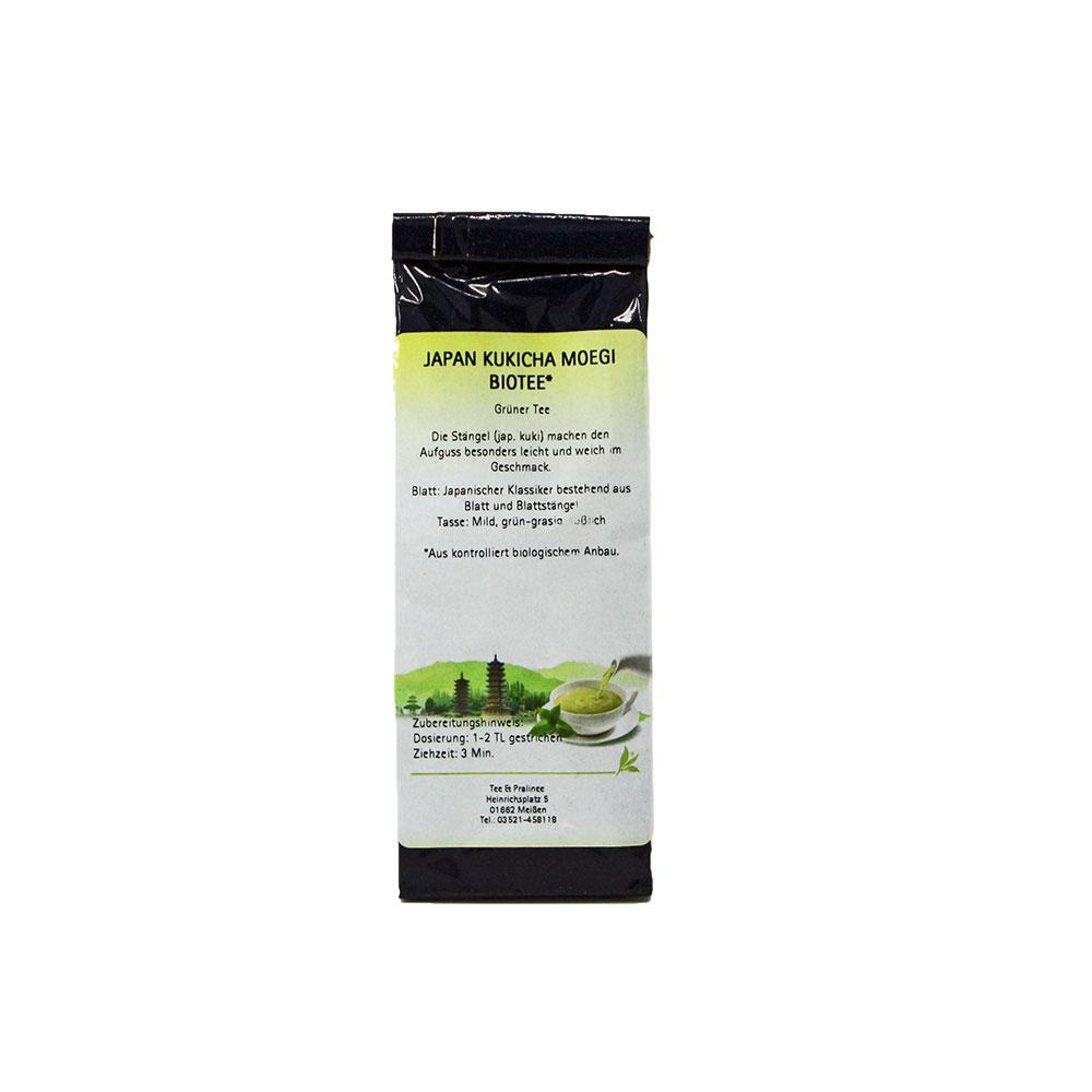 Kukicha Moegi - Grüner Tee aus Japan