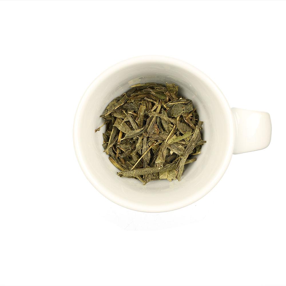 Naturbelassener Grüner Tee - China Sencha