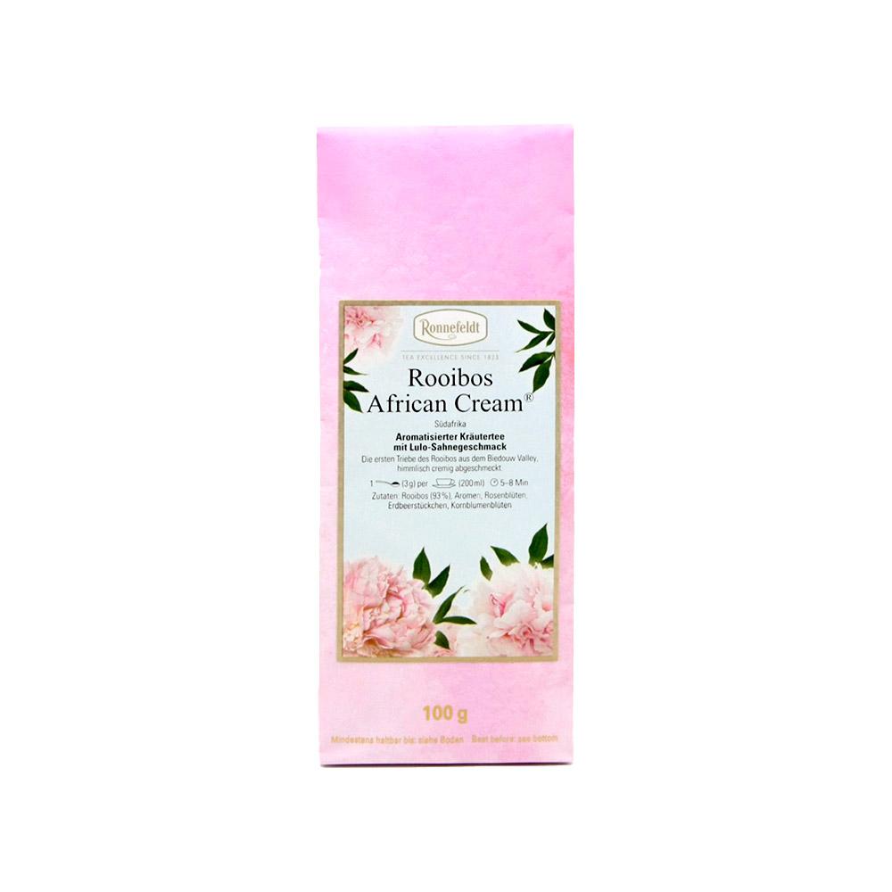Frühlingstee - Rooibos African Cream