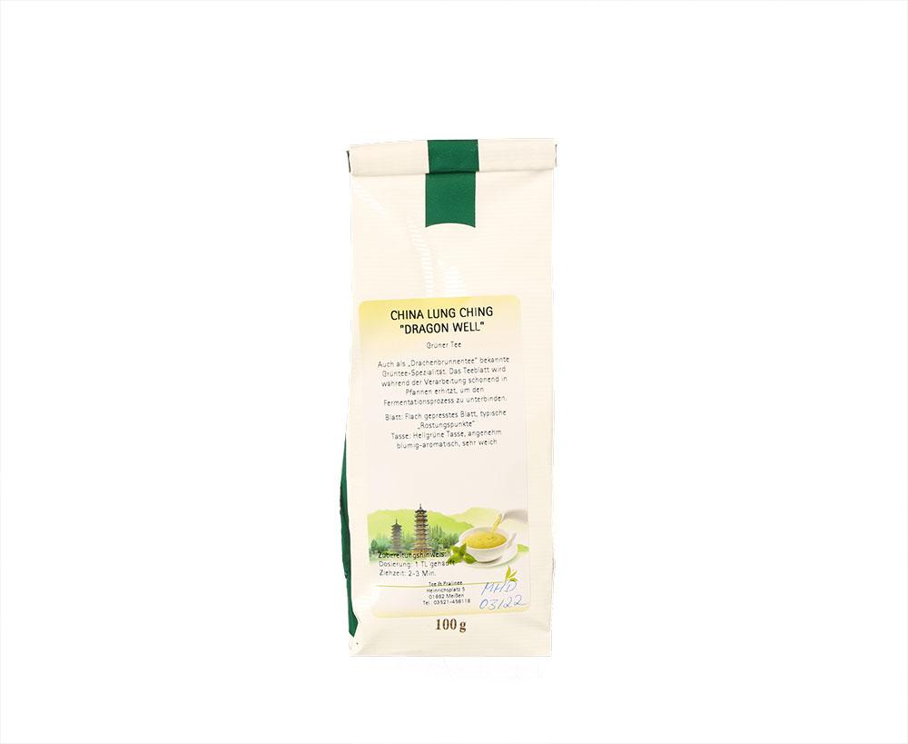 China Lung Ching Dragon Well - Grüner Tee