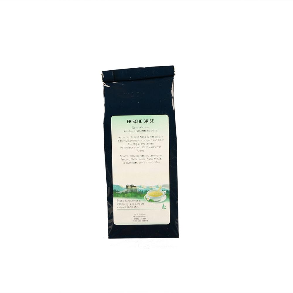 Naturbelassene Kräuter-/Früchteteemischung - Frische Brise