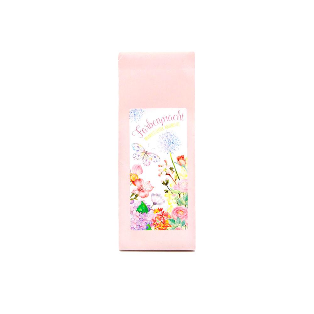 Aromatisierter Rooibostee mit feiner Vanille-Sahne Note