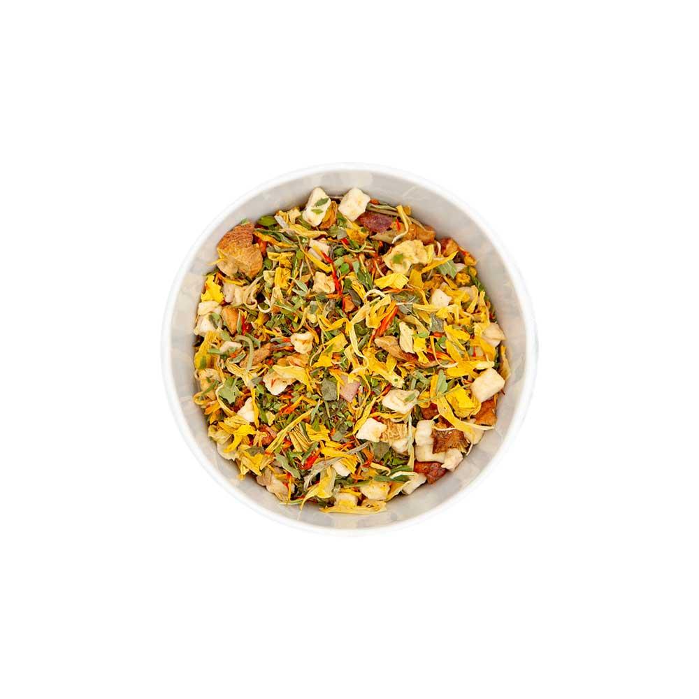 Früchtetee Hanf Honey Pot - mild fruchtig im Geschmack