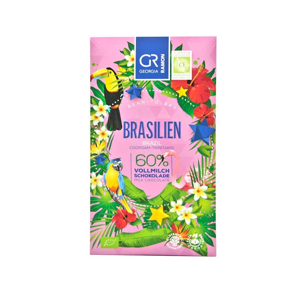 Georgia Ramon - Brasilien 60% Vollmilch