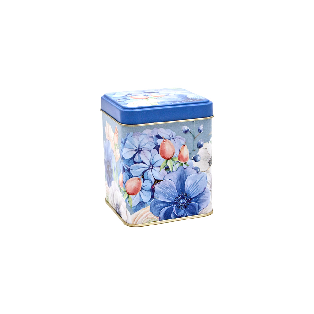 "Teedose ""Blue Flower"" , 100 g"