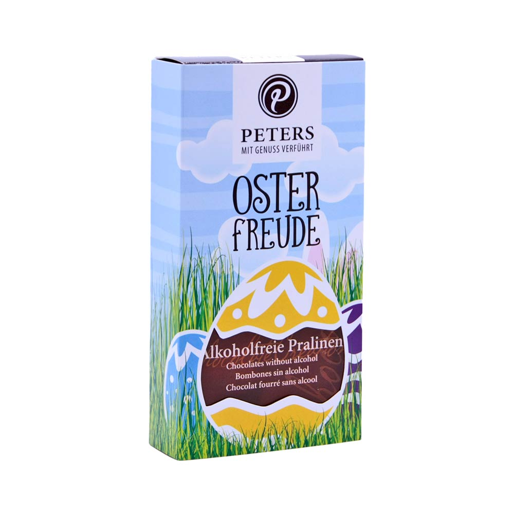 Osterfreude - Alkoholfreie Pralinen, 100g