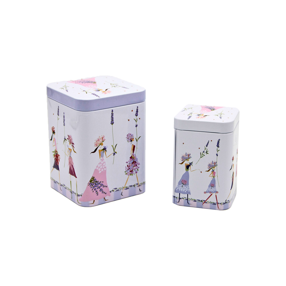 Teedose Flower Girls, 50 g