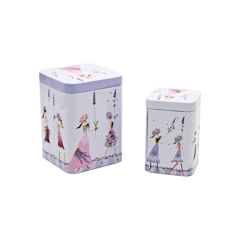 Teedose Flower Girls, 50 g