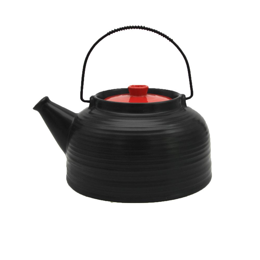 """Teekanne """"Fujian"""" 1,5 Liter, schwarz"""