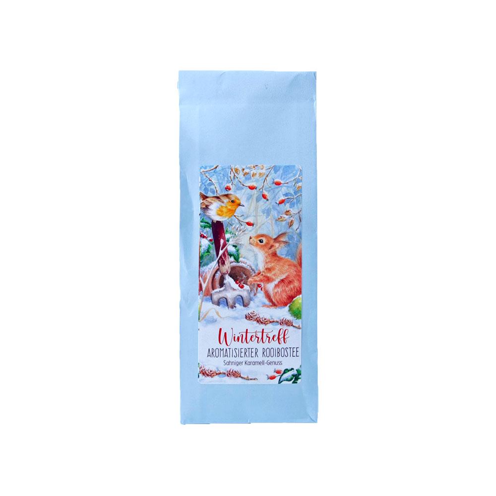 Wintertreff – aromatisierter Rooibostee