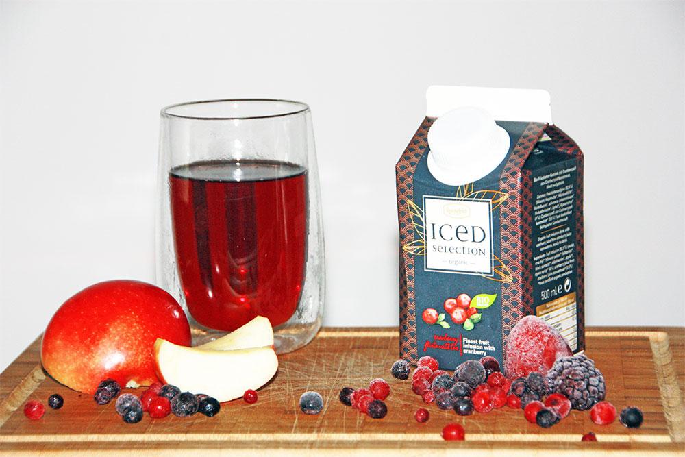 Eistee Ronnefeldt Iced Selection Cranberry