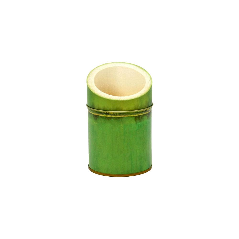 Teedose Bambus